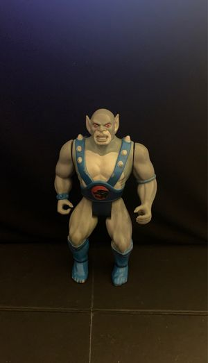 Thundercats Panthro action Figure 1985 Vintage for Sale in Gilbert, AZ