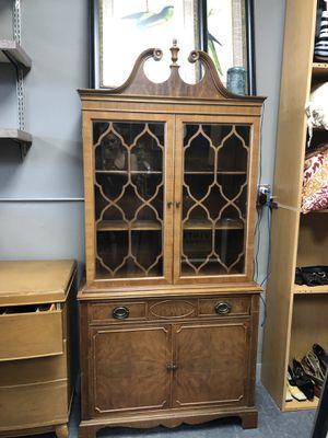Antique cabinet for Sale in Eastpointe, MI