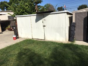 Free metal (shed) pick up in Long Beach for Sale in Long Beach, CA