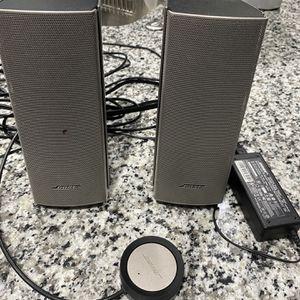 Bose Companion 20 Speakers for Sale in Concord, NC