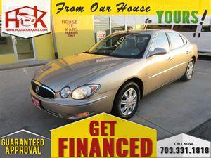 2005 Buick LaCrosse for Sale in Manassas, VA
