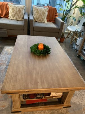 Coffee Table - World Market for Sale in Somerville, MA