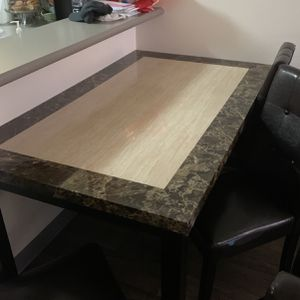 Dining Table With 6 Chairs for Sale in Gresham, OR