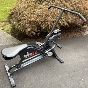 Health Rider Total Body Aerobic Fitness Exercise Machine for Sale in Lynnwood, WA