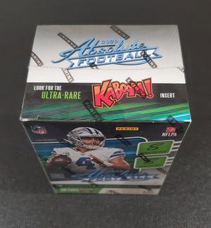 ABSOLUTE Football Blaster Box KABOOM Inserts 💥 for Sale in Hesperia, CA