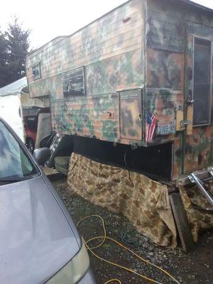 Gijo camper fullsize for Sale in Everett, WA