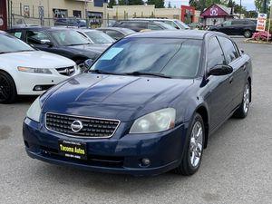 2005 Nissan Altima SE for Sale in Tacoma, WA