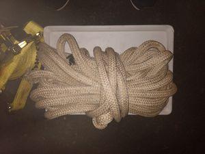 Half inch braded rope bundle 30 ft for Sale in Spokane, WA