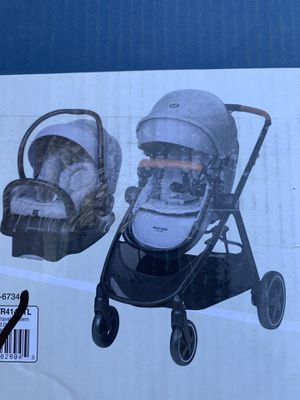 New open box maxi cosi Zelia max travel system for Sale in Anaheim, CA