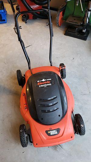 Electric lawn mower for Sale in Redmond, WA