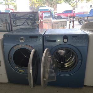 🔛WASHER➕DRYER 🔛 FREE INSTALL ➕EQUIPMENT SAME🖊NEXT DAY DELIVERY 🔛90 DAYS WARRANTY🔛 for Sale in Houston, TX