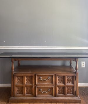 Antique buffet for Sale in Sterling, VA