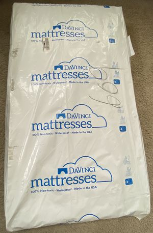 BRAND NEW Infant & Toddler Crib Mattress Million Dollar Baby Deluxe Coil Dual Sided Mattress M5380C for Sale in Aurora, CO