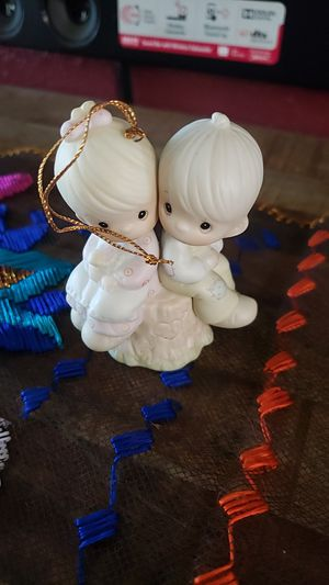 Precious moments collection love one another porcelain ornament for Sale in Los Angeles, CA
