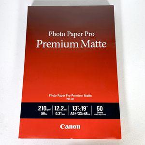 """SEALED Lot of 5 Canon PM-101 Matte Photo Paper 13"""" x 19"""" for Sale in El Segundo, CA"""