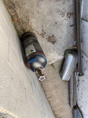 20 lb Noz tank for Sale in Cerritos, CA