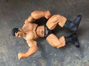 Wrestling doll for Sale in Zanesville, OH
