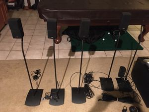 BOSE Lifestyle Series II System, 5 dual cube speakers and more!!! for Sale in Stockton, CA