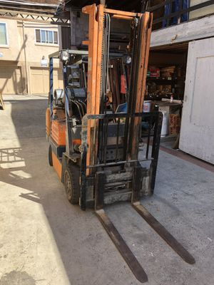 1989 Toyota LP Forklift for Sale in San Diego, CA
