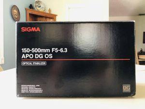 Sigma Camera for Sale in Phoenix, AZ