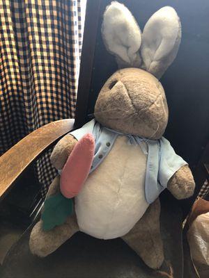 Large Eden Peter Rabbit Plush doll for Sale in Suffolk, VA