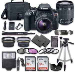 Canon T6 Rebel for Sale in Silver Spring, MD