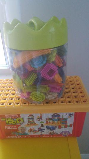 Building blocks for kids for Sale in Fairfax, VA