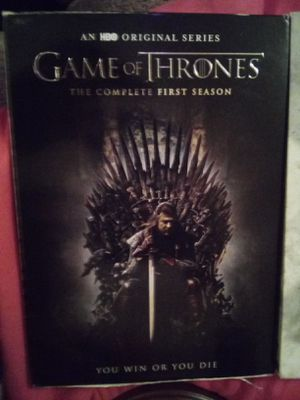 Game Of Thrones Season 1 for Sale in Davenport, IA