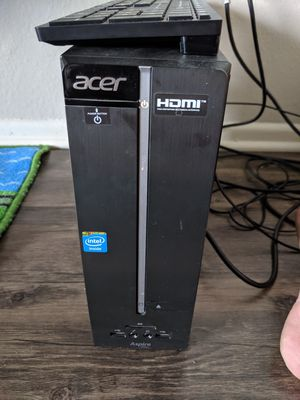 Acer mini desktop pc for Sale in Cerritos, CA