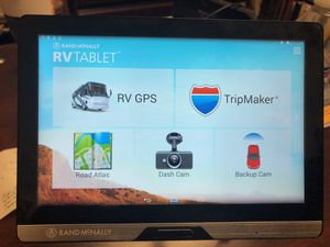 Rand McNally RVT80 RV Tablet for Sale in Acton, IN