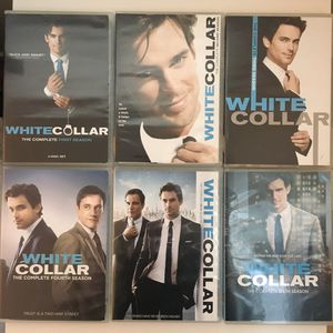 White Collar DVDs (Complete Series) for Sale in San Mateo, CA