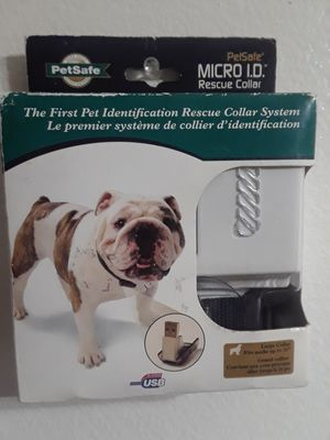 PET SAFE Micro Rescue Collar (L) for Sale in Milpitas, CA