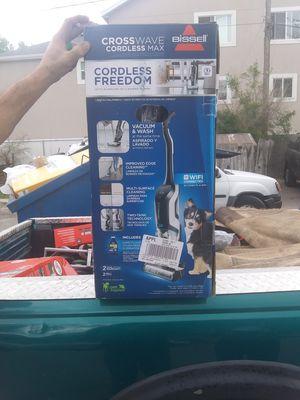 cordless carpet shampooer new in box for Sale in Salt Lake City, UT
