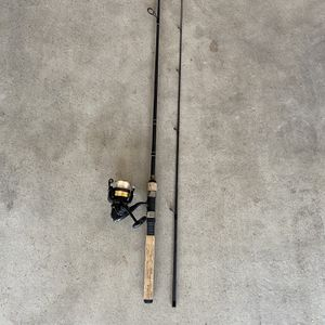Daiwa Shock Reel And Rod Combo for Sale in Queen Creek, AZ