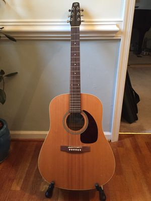 Seagull S6 acoustic guitar for Sale in Virginia Beach, VA