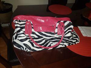 Zebra print tote bag for Sale in Aurora, CO