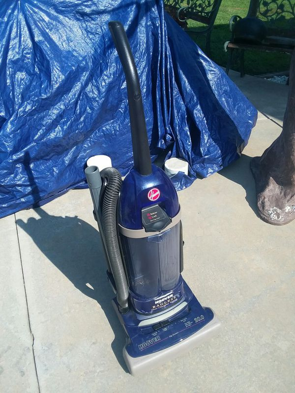 Here's another Hoover twin chamber Bagless