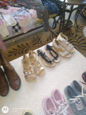 Girls clothes and shoes for Sale in San Bernardino, CA
