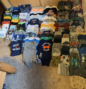 107 items boys clothes for Sale in Tacoma, WA