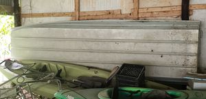 Aluminum boat for Sale in New Caney, TX