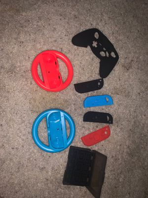 Nintendo switch accessories bundle for Sale in Columbus, OH
