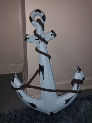 Anchor wall decorations for Sale in Upper Darby, PA