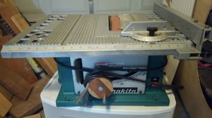 Makita 2708 Table Saw for Sale in Georgetown, TX