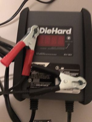 Battery charger for Sale in Silver Spring, MD
