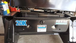 Reese 20k 5th wheel hitch for Sale in Las Vegas, NV
