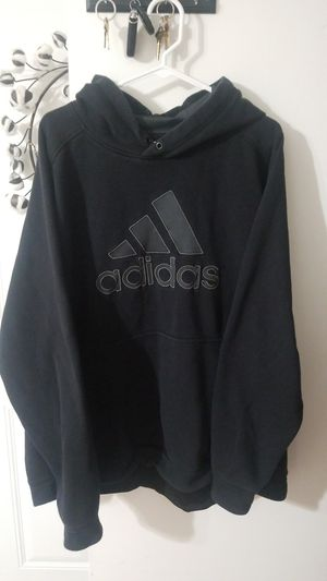 Adidas hoodie 2xl for Sale in Romeoville, IL