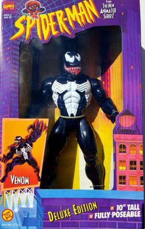 """Venom 10"""" figure 1994 Toy Biz for Sale in Montebello, CA"""