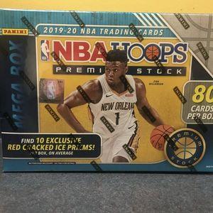 2019-2020 NBA Hoops Mega Box for Sale in East Greenwich, RI