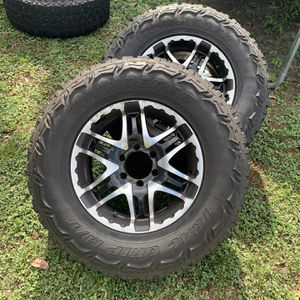 Rims And Tires for Sale in Polk City, FL