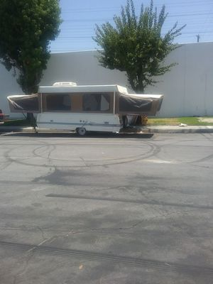 Coleman popup camper trailer for Sale in East Compton, CA